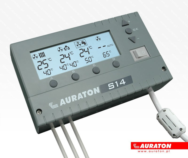 Controler electronic multifunctional Auraton S14