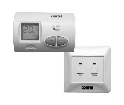 CT3W Termostat ambiental fara fir wireless