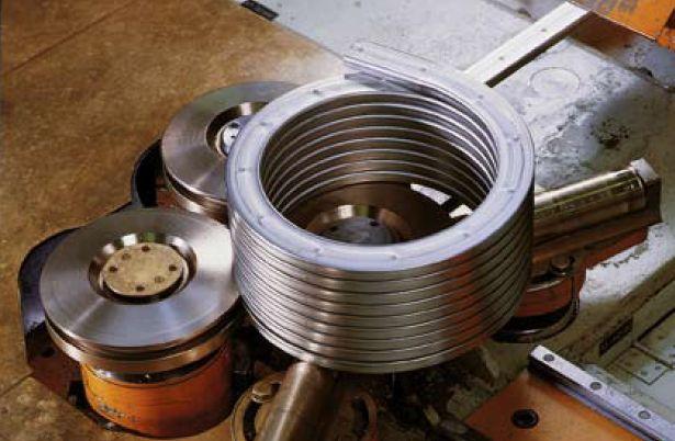 Centrala termica pe gaz in condensatie Vitodens 100-W 26 kW schimbator de caldura din inox confectionare