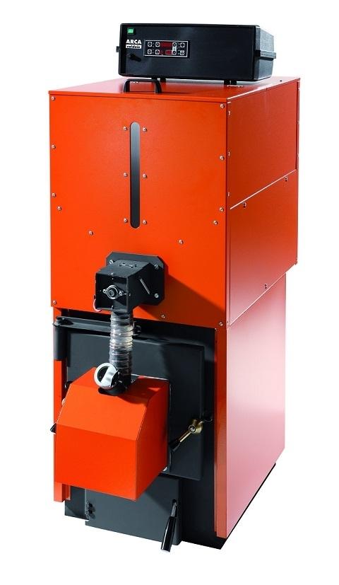 Centrala termica pe peleti Arca Granola Automatica 80