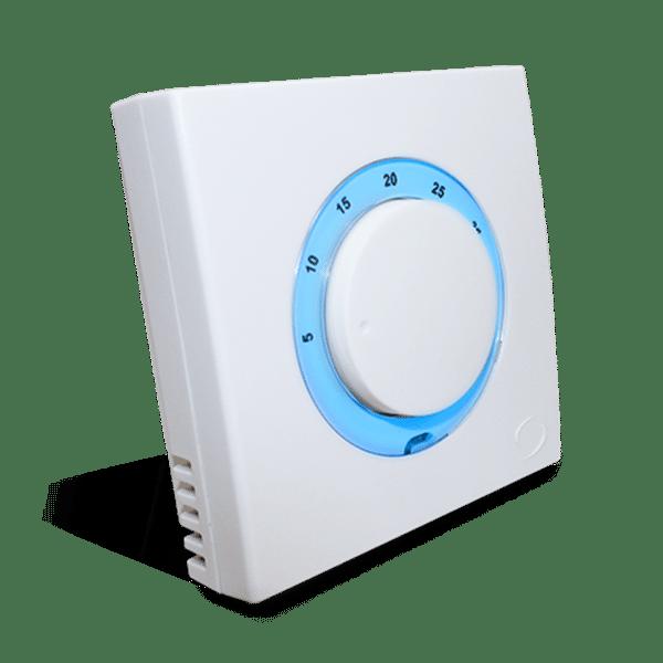 Termostat de ambient electronic SALUS RT200 cu 3 fire