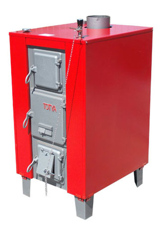 Centrala termica pe combustibil solid UNILINE S-43 kW