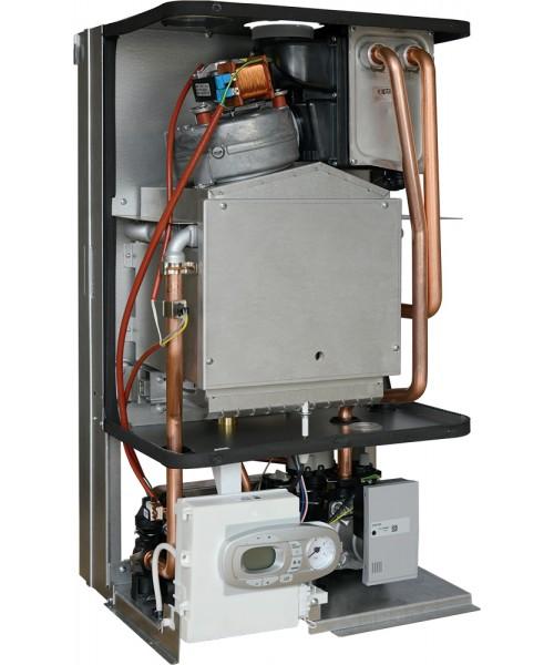 Centrala termica Ferroli DIVAcondens F28 D -E - vedere fara capac