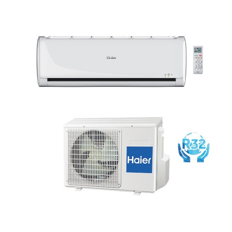 Aparat de aer conditionat HAIER TUNDRA GREEN