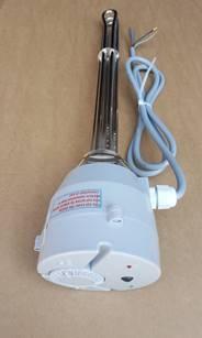 Rezistenta electrica monofazata 3 KW cu termostat