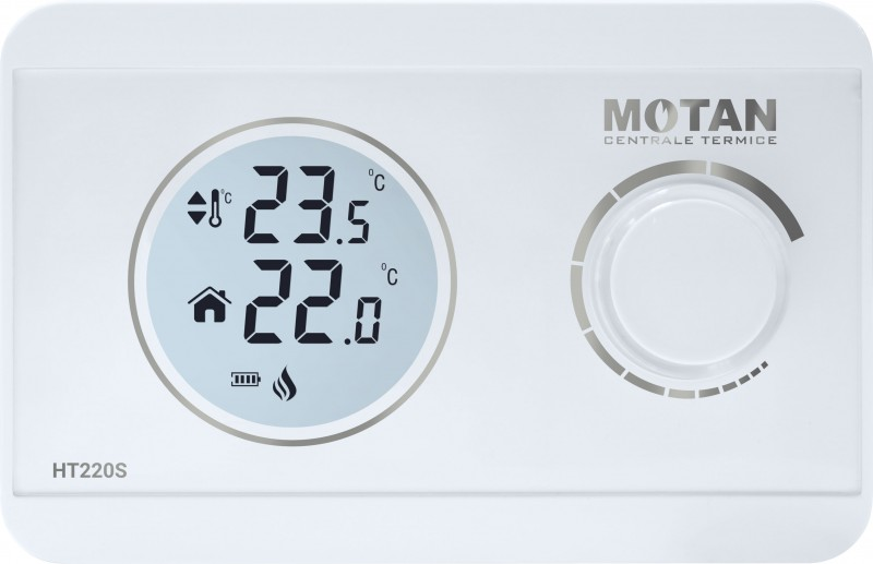 Termostat ambiental HT220S