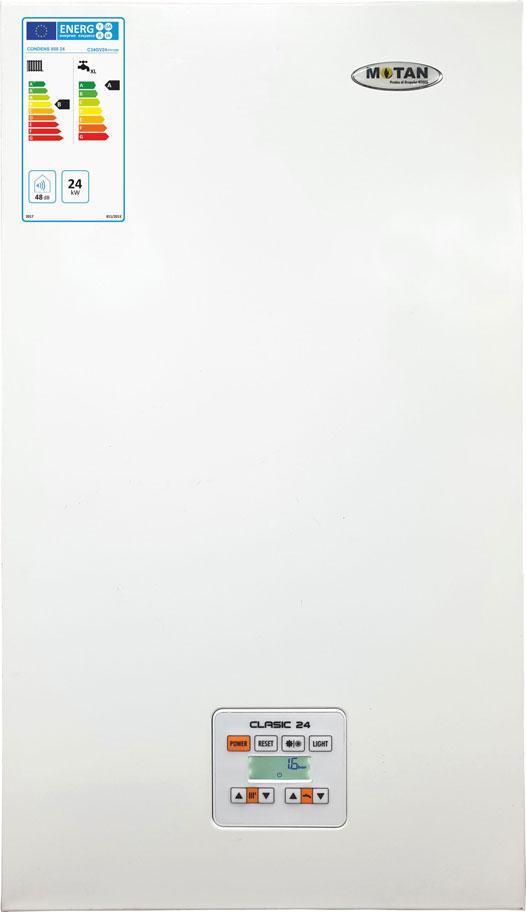 Centrala termica pe gaz cu tiraj fortat MOTAN CLASIC 24 kW