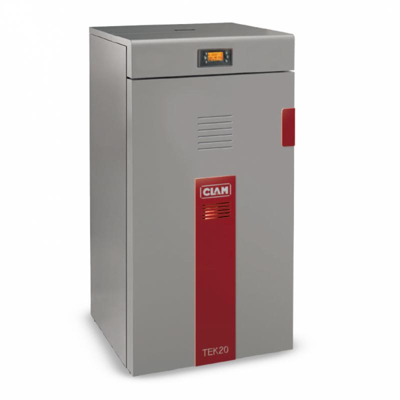 Centrala termica pe peleti CLAM TEK 20 kW