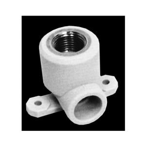 Cot cu filet interior, folosit in instalatiile interioare prin care circula apa calda sau rece, pentru imbinarea tevilor. Este realizat din materie prima clasa 3, denumita PP-R(polypropylene random copolymer). Este proiectat pentru a functiona timp d