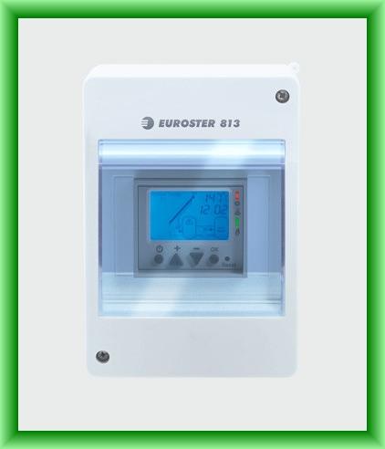 Controler universal cu microprocesor si 3 senzori EUROSTER 813