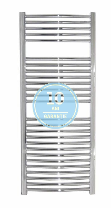 Radiator port-prosop RADOX CHROMED ROUND