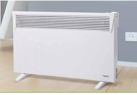 Convector electric cu picioare suport Tesy CN03 MISF