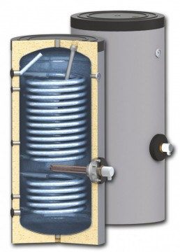 poza 5414 Lei Boiler cu serpentine marite pentru instalatii cu pompe de caldura model SWPN2 500