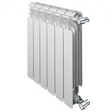 poza 61 Lei Radiatoare din aluminiu FARAL TROPICAL 800