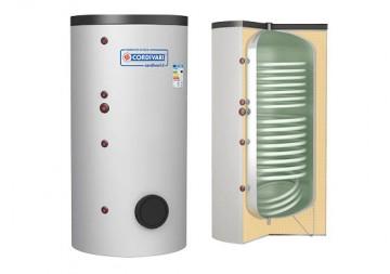 poza 1699 LEI Boiler de apa calda cu acumulare Cordivari 2 ST WB 200