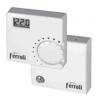poza 130 Lei TERMOSTAT DIGITAL WIRELESS FER 8 RF