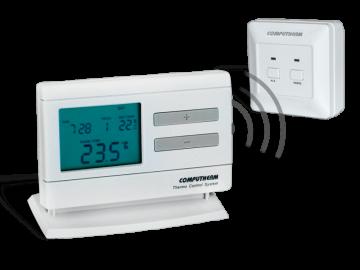 poza Termostat Computherm Q7 RF ambiental fara fir wireless cu programare