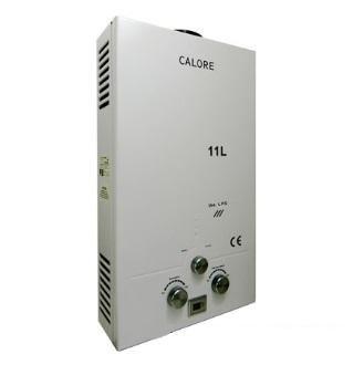 Poza Instant de apa calda Calore TN 11 GAZ METAN