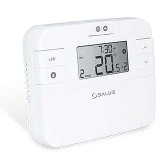 poza Termostat programabil cu fir Salus RT510