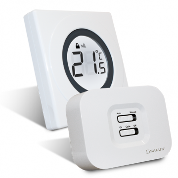 Poza Termostat neprogramabil cu inel tactil și radio frecvență ST320RF