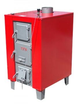 poza Centrala termica pe combustibil solid UNILINE S-48 kW
