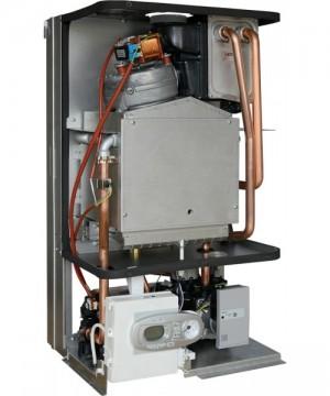 Poza Centrala termica Ferroli DIVAcondens F28 D -E - vedere fara capac