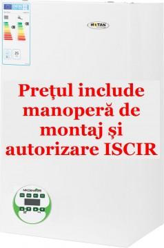 poza Pachet centrala Motan MKDENS 25-P 25 KW cu montaj si autorizare ISCIR