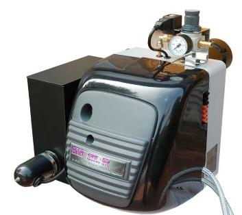 poza Arzator de ulei uzat 17-65 kW + accesorii