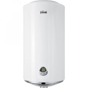 poza Boiler electric Ferroli TND PLUS 80 L cu panou de comanda digital