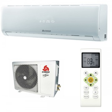 poza Aparat de aer conditionat Chigo Basic Range Inverter 12000 BTU