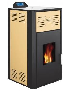 poza 6750 Lei BRETA PELLET 24 kW termosemineu pe peleti