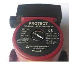 poza POMPE DE RECIRCULARE clasice PROTECT – POLONIA Protect 25/60 -130 sau 180