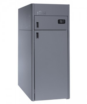 poza 8547 Lei Centrala termica pe peleti Ferroli BioPellet Tech 21S 21 kW