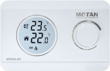 Poza Termostat ambiental HT220S SET wireless