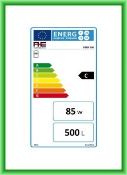 Poza Puffer cu doua serpentine cu stratificare Austria-Email PZRR - eticheta energetica