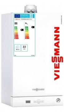poza Vitodens 050-W ERP - 33 kW Centrala termica Viessmann model nou cu robinet de incarcare