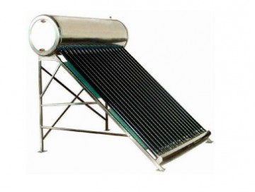 poza Panou solar presurizat cu boiler inox si tuburi termice SPP-470-H58/1800 265/30