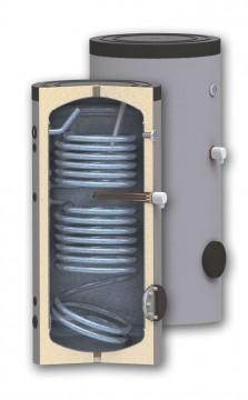 poza Boiler de apa calda cu acumulare SUNSYSTEM SON 400 2S