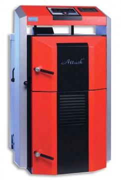 poza 9799 Lei Centrala termica pe lemn cu gazeificare ATTACK 45 DP PROFI