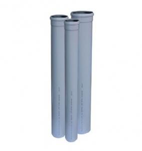 poza 3 Lei TEAVA PVC CU MUFA SI GARNITURA PT CANALIZARE GRI, D.32X1.5 mm L=1m