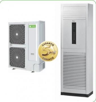 poza Echipament de climatizare comerciala CHIGO COLOANA DC-INVERTER 48000 BTU