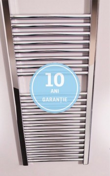 poza Radiator port-prosop RADOX CHROMED drept 450x800