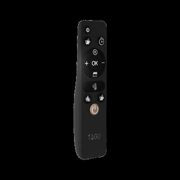 Poza Focar de semineu electric TAGU PowerFlame 1500 W - telecomanda