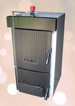 poza Centrala termica pe lemn din fonta DUNATECH 7 - 34 kW