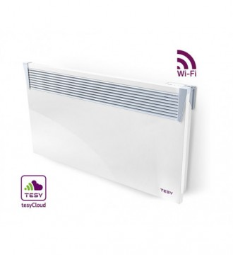 Poza Convector electric cu termostat electronic si WIFI Tesy CN03 EIS CLOUD