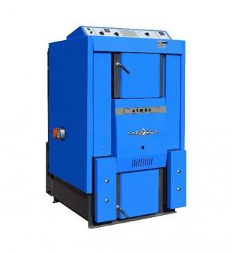 poza Centrala termica pe lemn cu gazeificare ATMOS DC150 150 kW