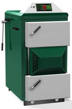 Poza Centrala termica pe lemn cu gazeificare ORLAN SUPER 130 kW