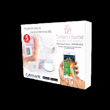 poza Pachet Start termostat Salus Smart Home iT600