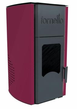 Poza Termosemineu pe peleti FORNELLO ROYAL 25 kW
