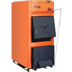 poza Centrala termica pe lemn Ferroli FSB PRO N 30 kW